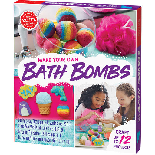Klutz - Make Your Own Bath Bombs