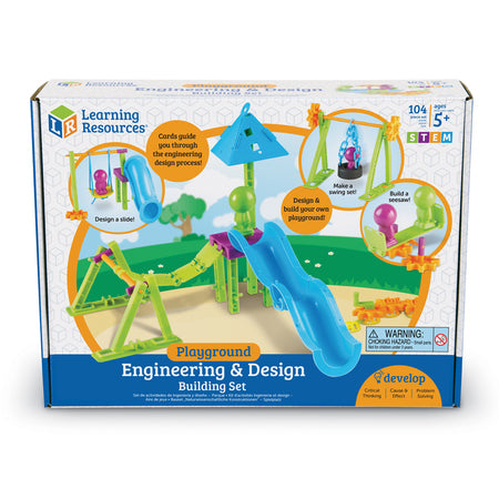 Playground & Engineering Design Set