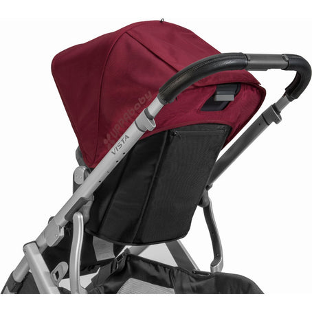 UPPAbaby Vista Stroller Leather Handlebar Cover