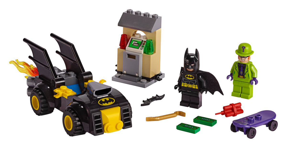 Lego Batman - Batman vs. The Riddler Robbery