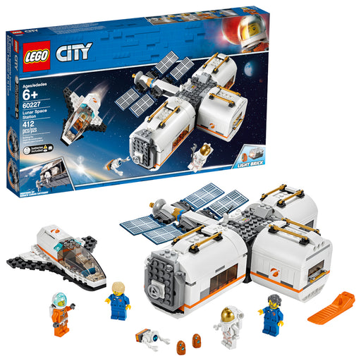 Lego City - Space Port Lunar Space Station