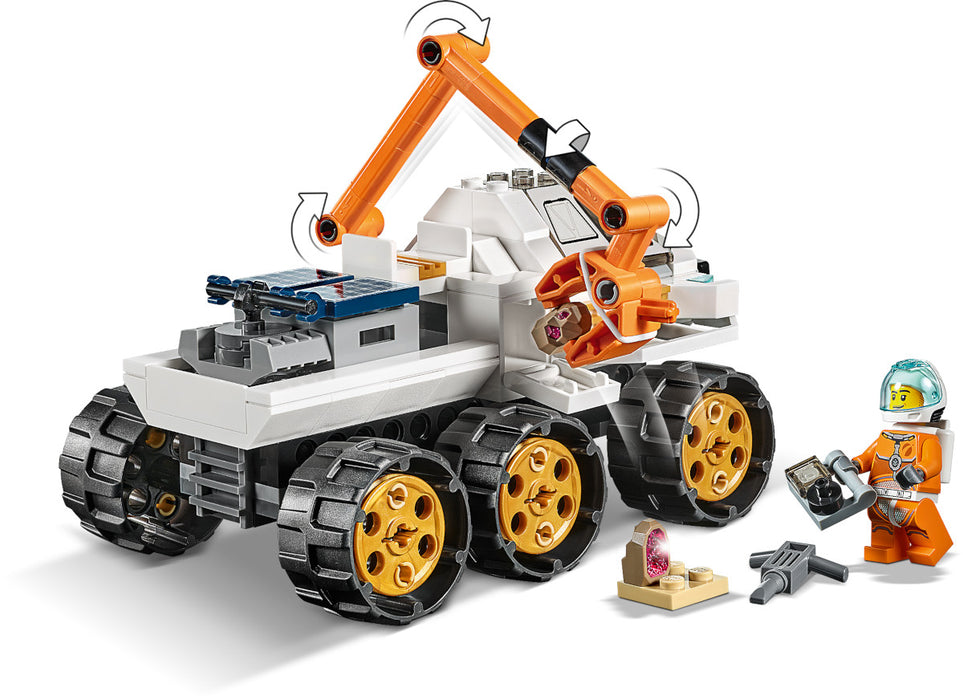 Lego City - Space Port Rover Testing Drive