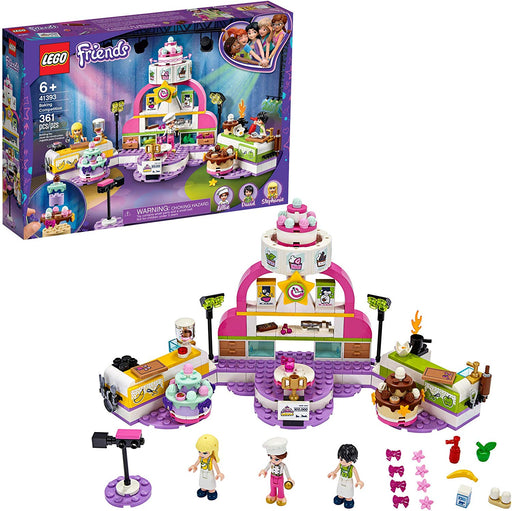 Lego Friends Baking Competition