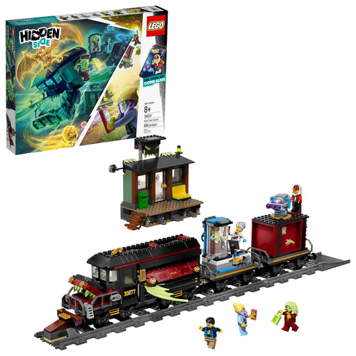Lego Hidden Side - Ghost Train Express