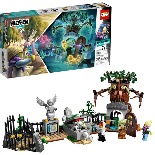 Lego Hidden Side - Graveyard Mystery