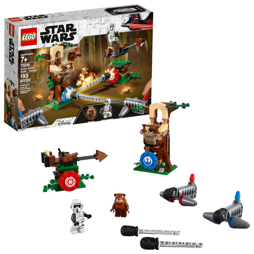 Lego Star Wars - Action Battle Endor Assault