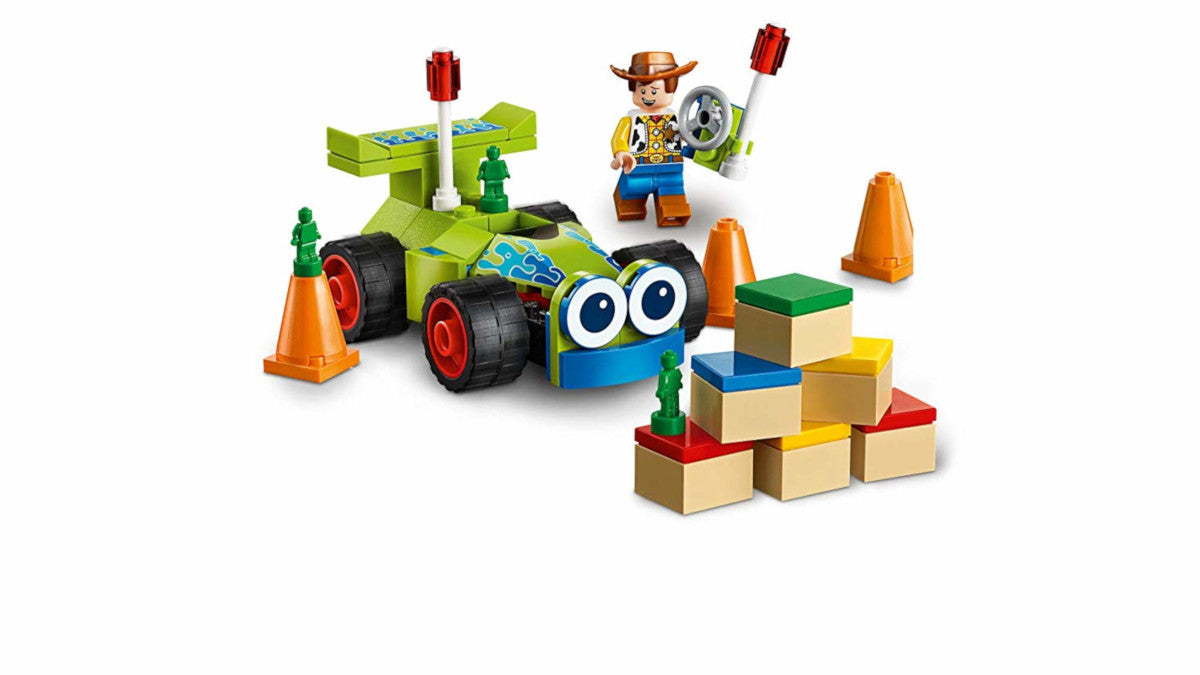Lego Toy Story 4 - Woody and RC