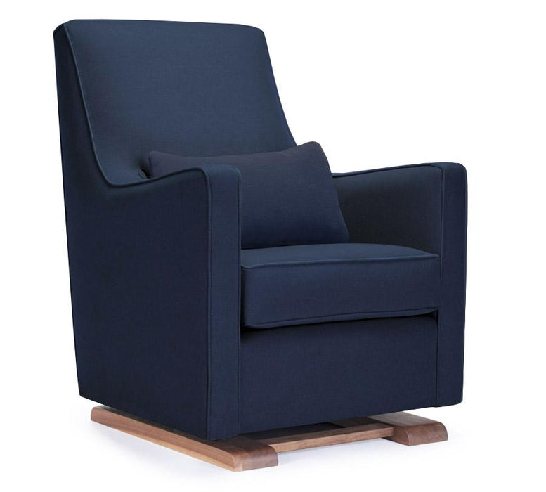 Luca Glider - Walnut / Midnight Blue
