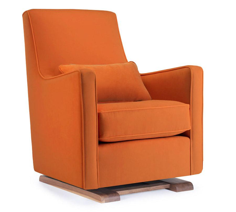 Luca Glider - Walnut / Orange