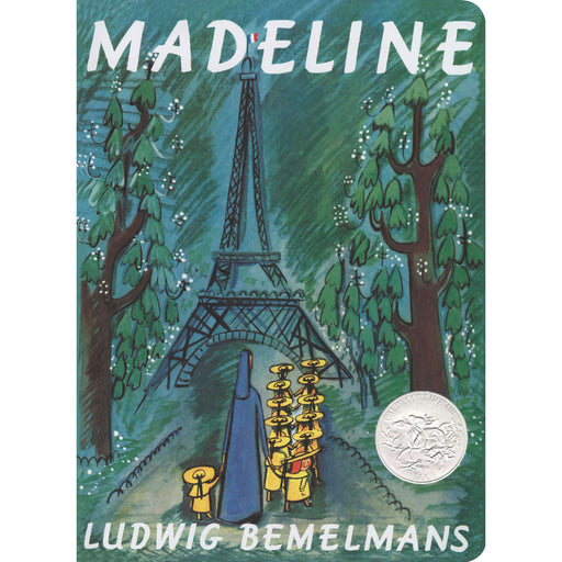 Madeline Board Book