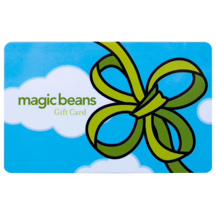 Magic Beans Gift Card
