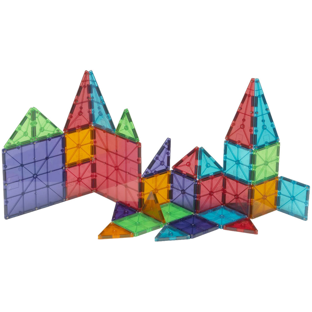 Magna-Tiles Clear 100-Piece Set