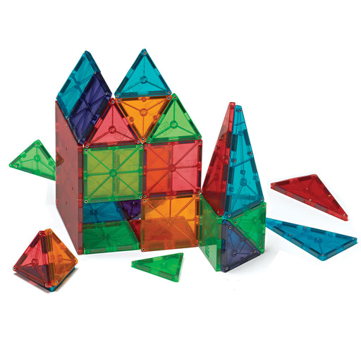 Magna-Tiles Clear 32-piece Set by Valtech
