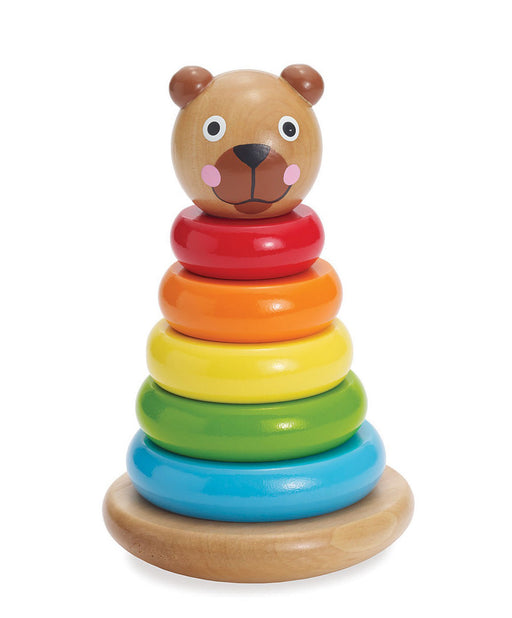 Manhattan Toy Brilliant Bear Magnetic Stacker