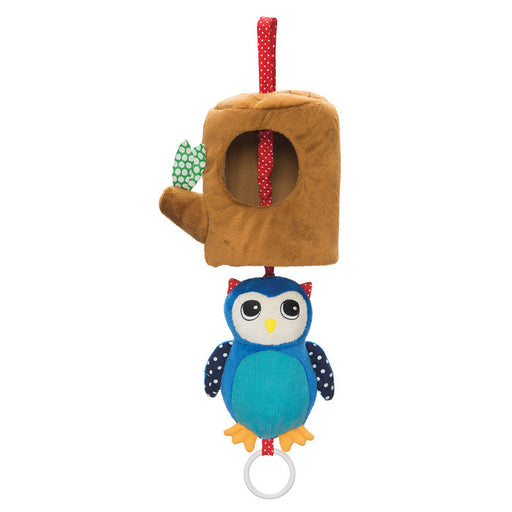 Manhattan Toy Lullaby Owl Pull Musical