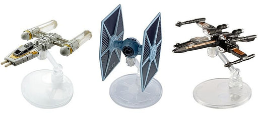 Mattel Hot Wheels Star Wars Starship Collection