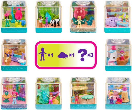 Mattel Polly Pocket Surprise Sand Blind Pack