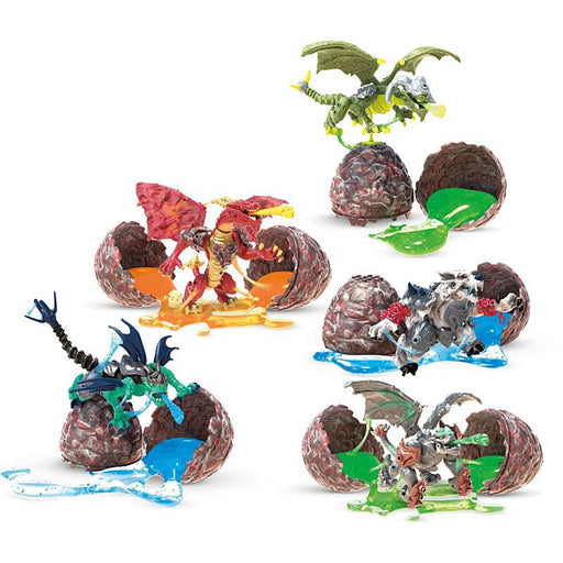 Mega Construx Breakout Beasts Series 1 Assorted