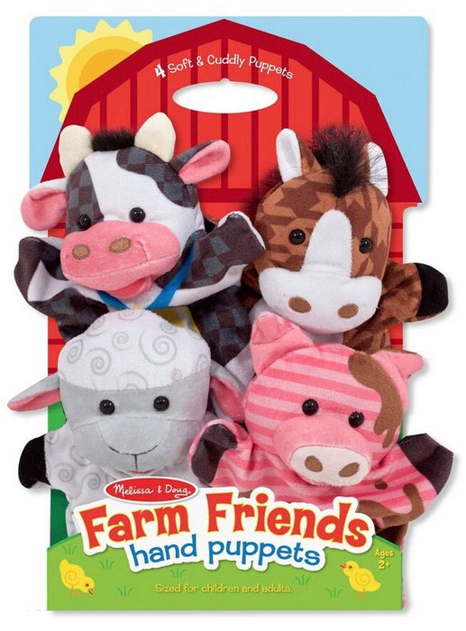 Melissa and Doug Farm Friends Hand Puppet