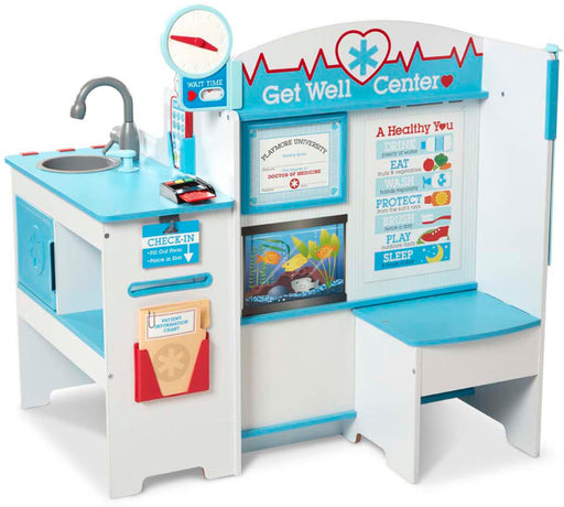Melissa & Doug - Get Well Doctor Activity Center