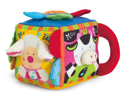 Melissa and Doug Musical Farmyard Cube