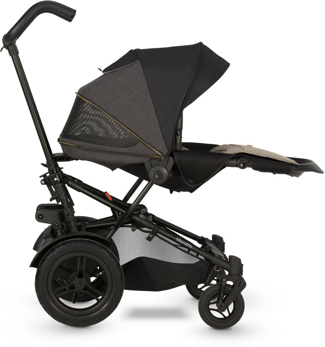 Micralite TwoFold Complete Stroller - Carbon