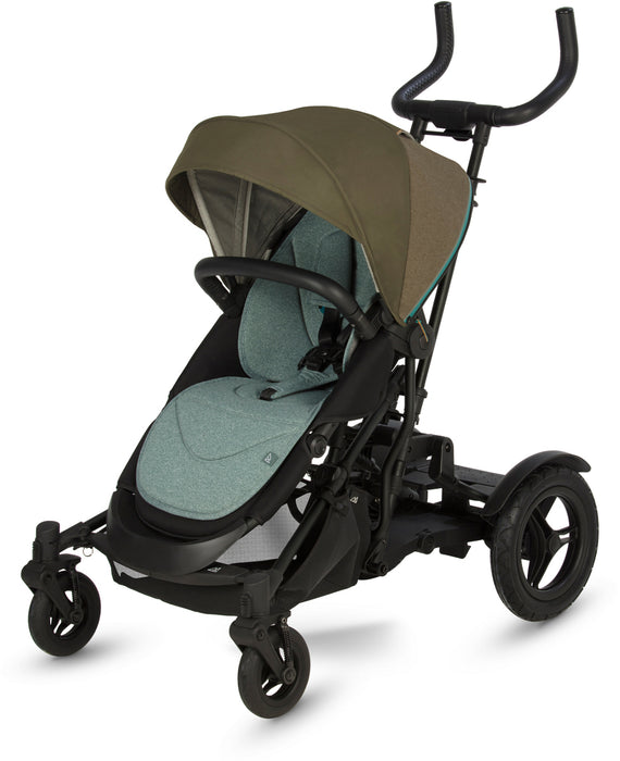 Micralite TwoFold Complete Stroller 2019 / 2020 with Built-In Rider Board