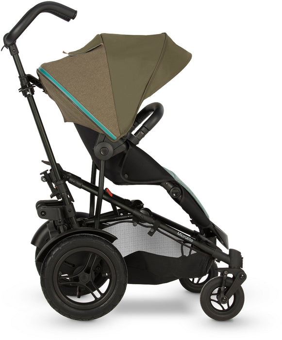 Micralite TwoFold Complete Stroller - Evergreen