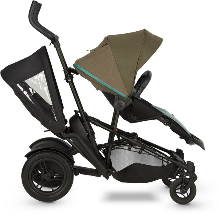 Micralite TwoFold Stroller Second Seat / Evergreen