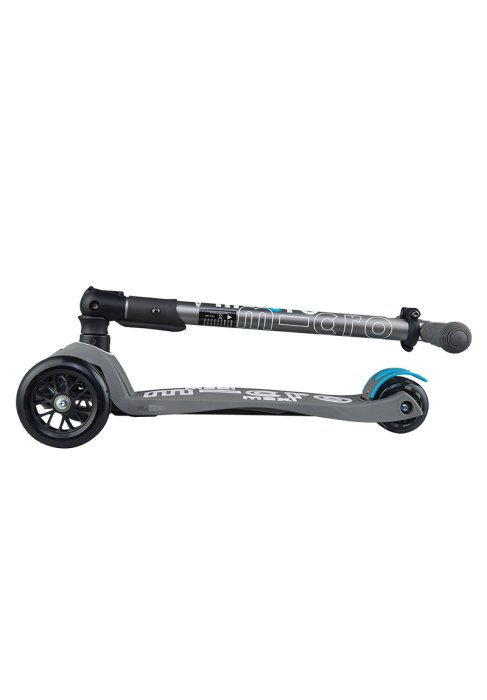 Maxi Deluxe Foldable Scooter - Volcano Grey