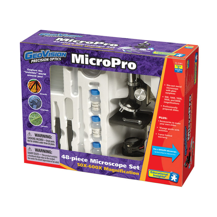 Micropro Microscope by Educational Insights