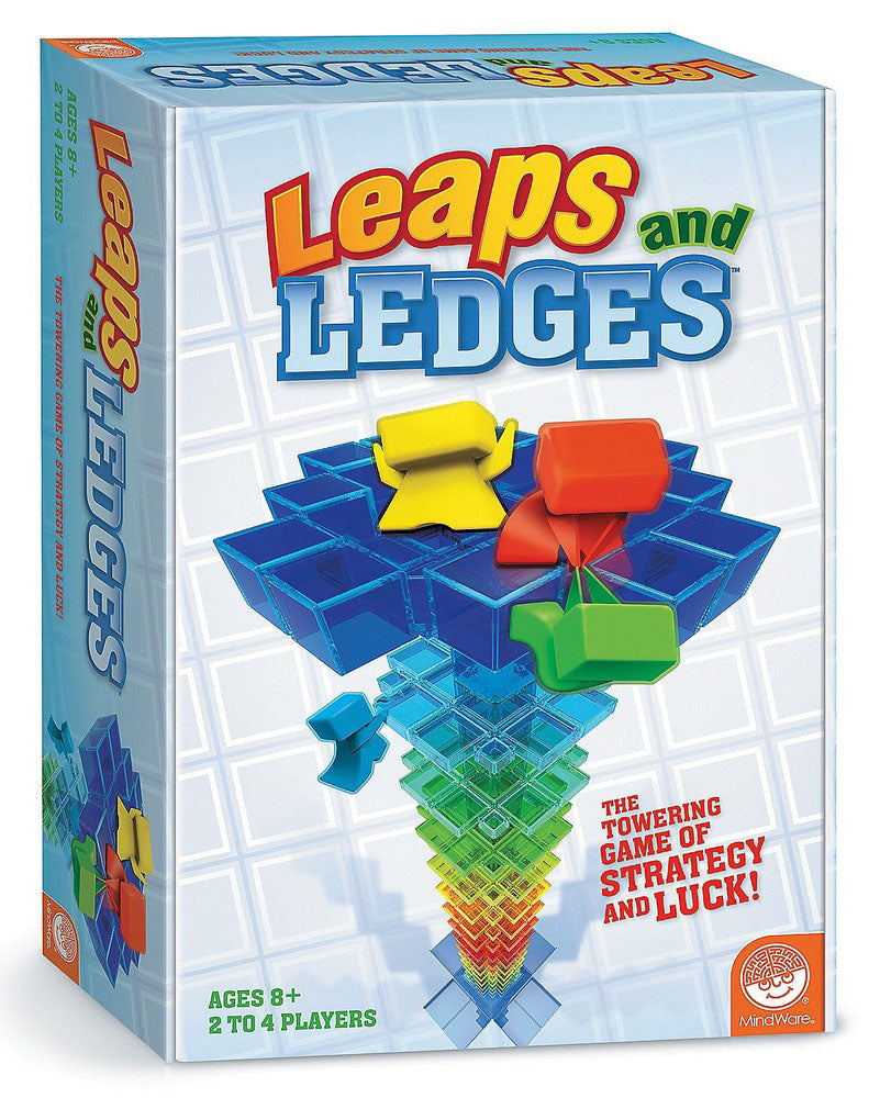 Mindware Leaps and Ledges