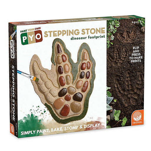 Mindware Paint Your Own Stepping Stone - Dinosaur