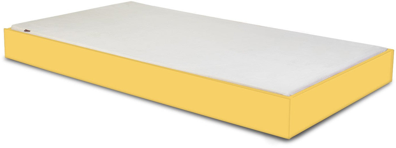 Monte Design - Dorma Twin Trundle Bed - Yellow