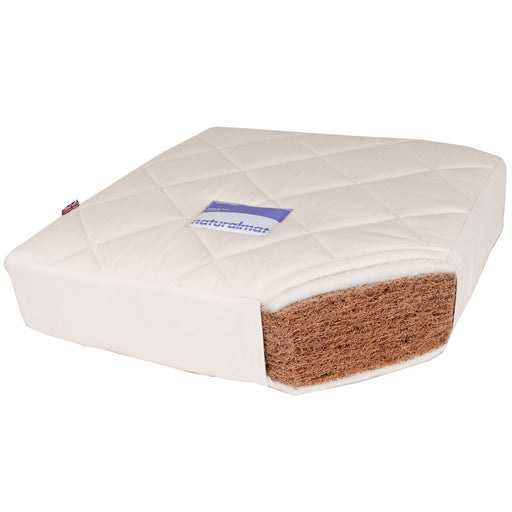 Naturalmat - Coco Mat Crib Mattress