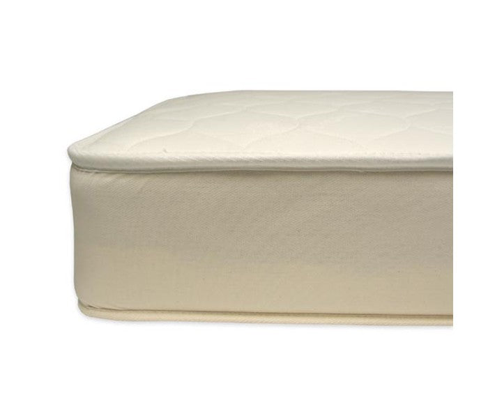 Naturepedic 2 in 1 Organic Cotton Ultra Twin Mattress