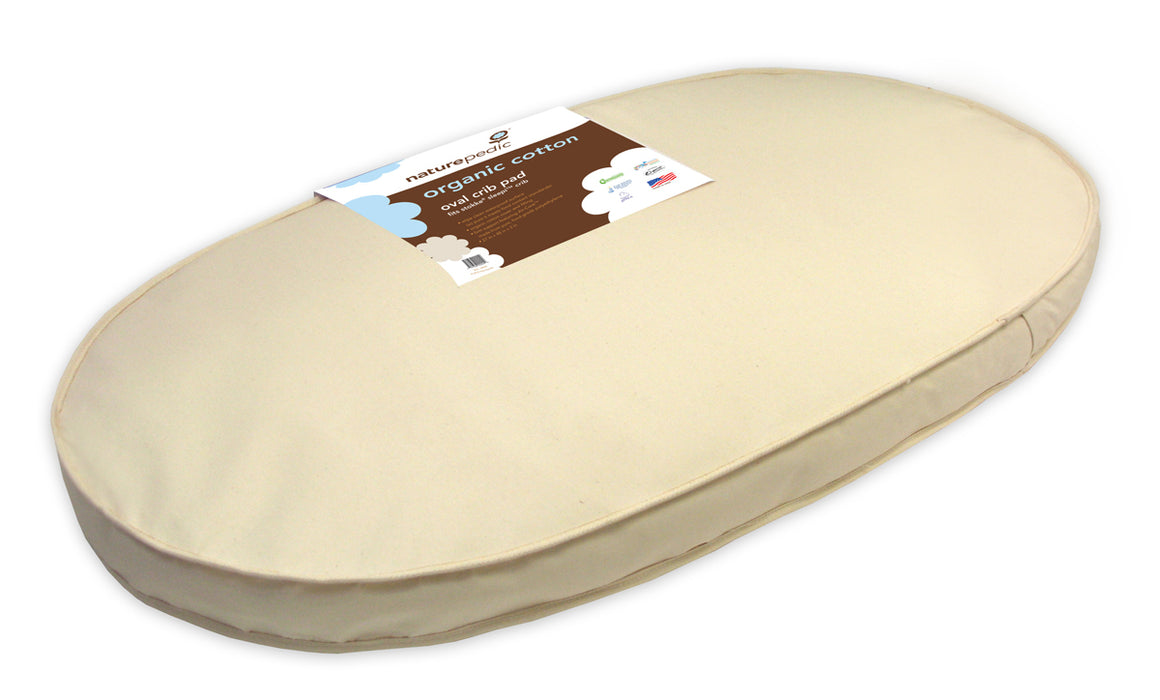 Naturepedic Organic Mattress for Stokke Sleepi Crib