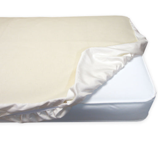 Naturepedic Organic Fitted Crib Mattress Protector