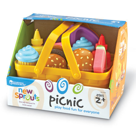 New Sprouts Picnic Set