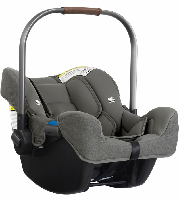 Nuna Pipa Infant Car Seat - Granite