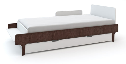 Oeuf River Twin Bed Trundle Bed