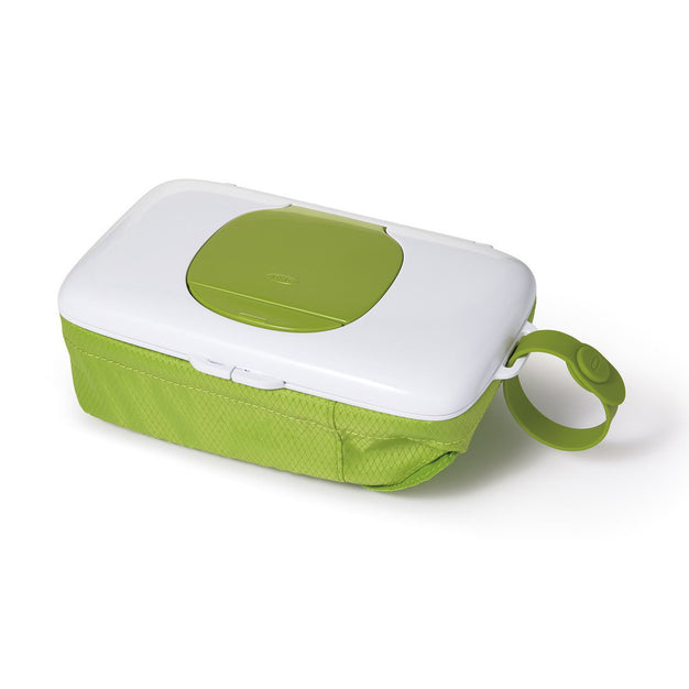 OXO Tot Wipes Dispenser With Diaper Pouch