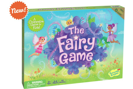 Peaceable Kingdom - The Fairy Game