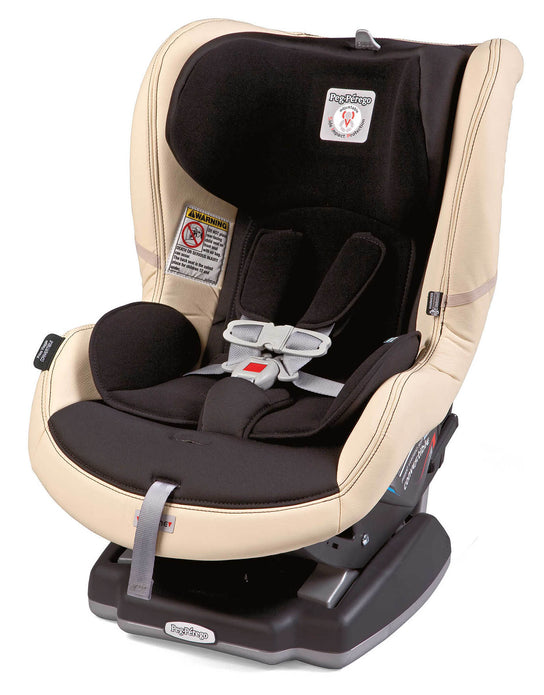 Agio by Peg Perego Primo Viaggio Kinetic convertible car seat against a white background