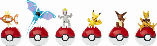 Pokemon Poke-Ball Builders - 1 Piece Assorted