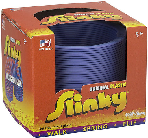 Original Plastic Slinky - Ships Assorted