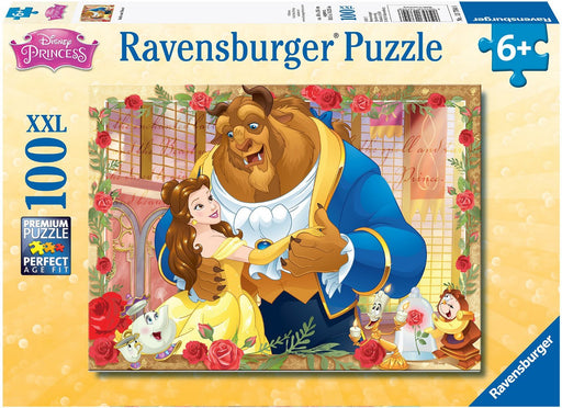 Ravensburger Bell + Beast 100 Piece Puzzle