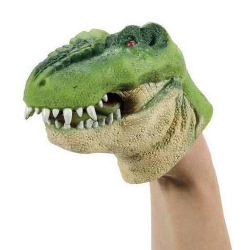Schylling Dino Hand Puppet Assorted