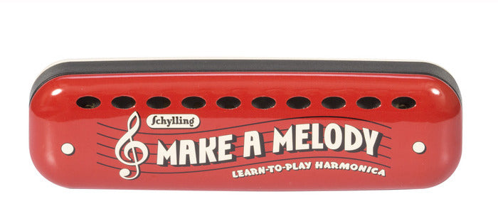 Schylling Learn to Play Harmonica