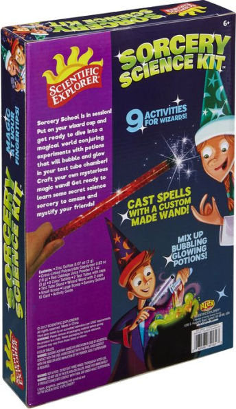 Scientific Explorer Sorcery Science Kit